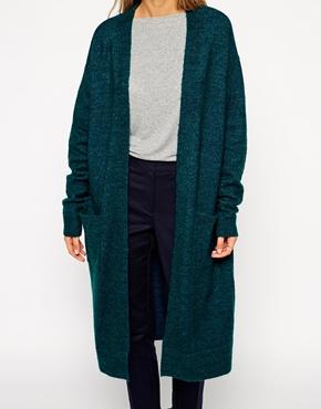 Heerlijk warme, lange cardigan voor de aankomende winter.