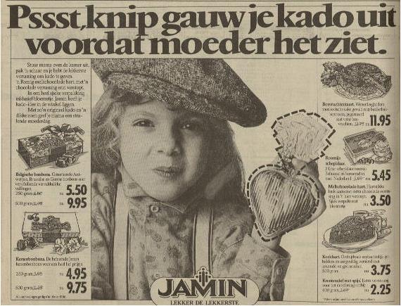Jamin  Leeuwarden Nieuwsblad van het Noorden  07-05-1986