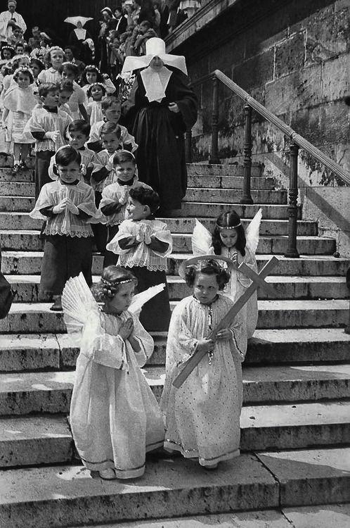 Parijs 1955.