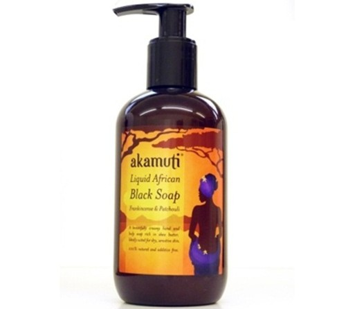 African black soap patchouli vloeibaar
