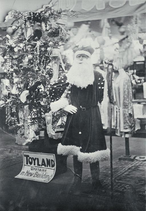 Father Christmas 1930.