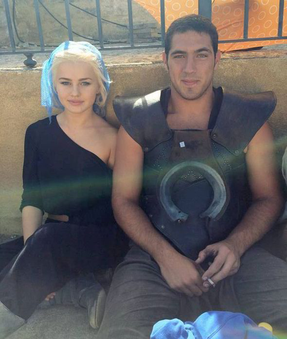 The-model-has-posted-a-number-of-snaps-from-the-set-of-GoT-season-five-279263