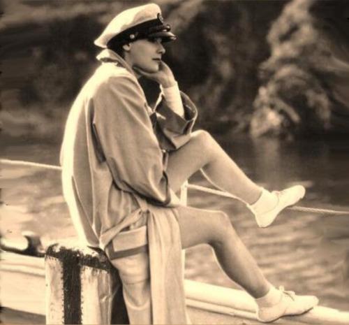 Greta Garbo, 1920s.