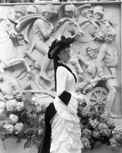 Vivien Leigh als 'Anna Karenina', 1948.