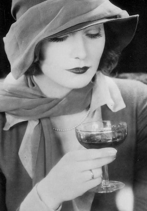 Greta Garbo, 1927. Ze was hier 22 jaar oud.