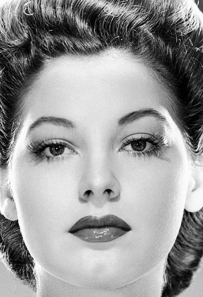 Ava Gardner, 1941.