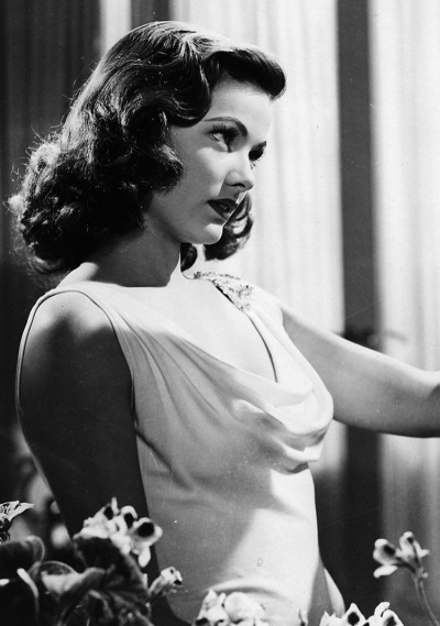 Gene Tierney in 'Laura', 1944.