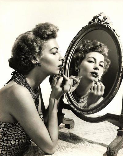 Ava Gardner, 1949.
