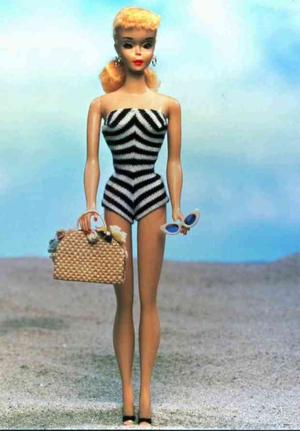 Barbie was born, 1959.
