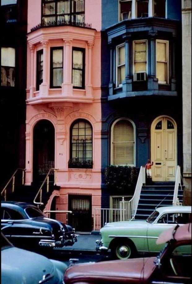 50's New York.
