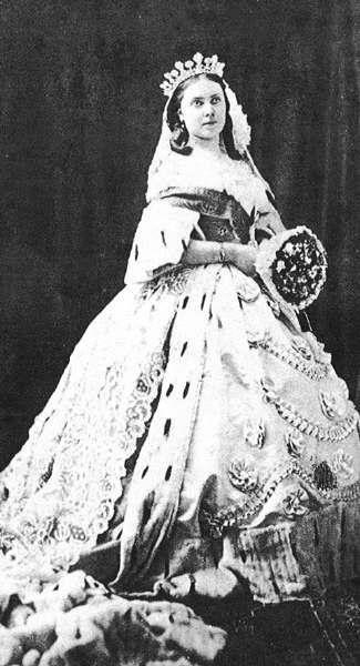 Kroonprinses Victoria, 1865.