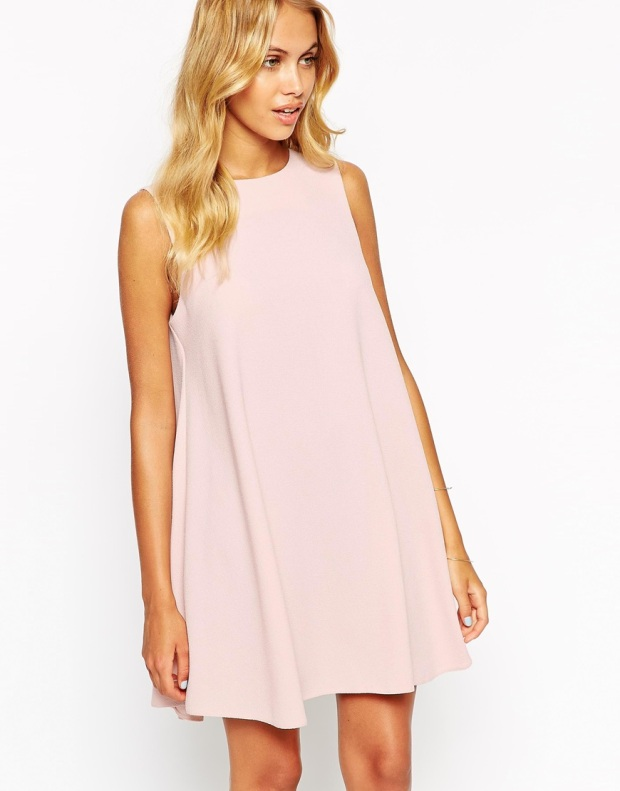 Love Shift Dress with Cut Away Shoulder €38.35.