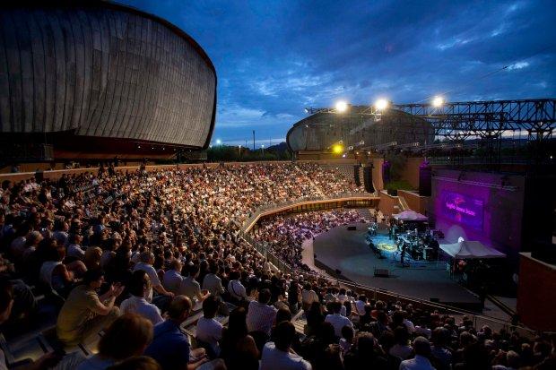 Roma, Auditorium Parco della Musica 04 07 2011. Luglio suona Bene - Ringo Starr and His All Starr Band in concerto. ©Musacchio & Ianniello