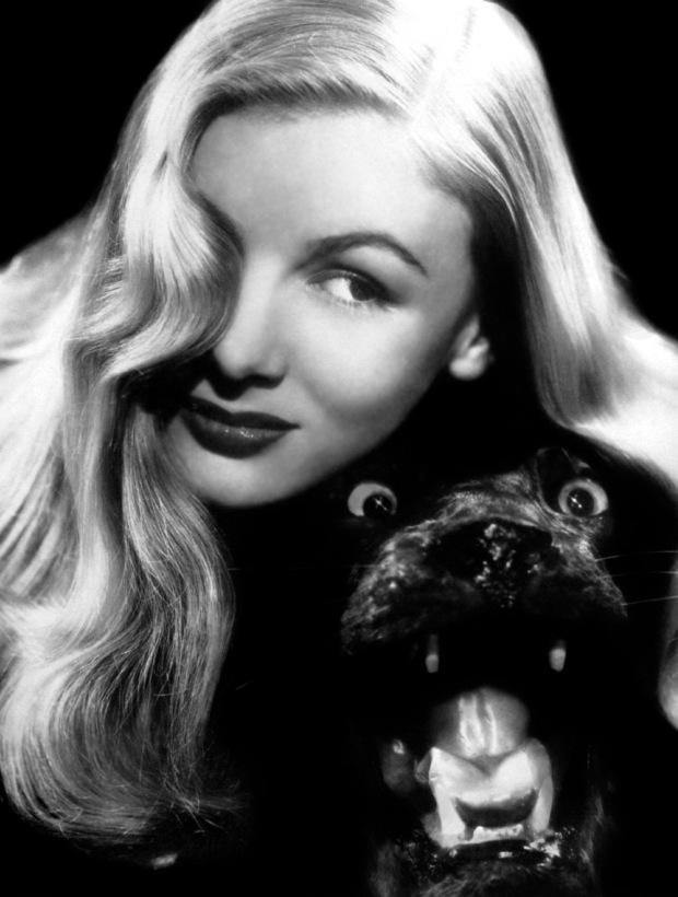 Veronica Lake 1945. Scanned by jane. Enjoy!