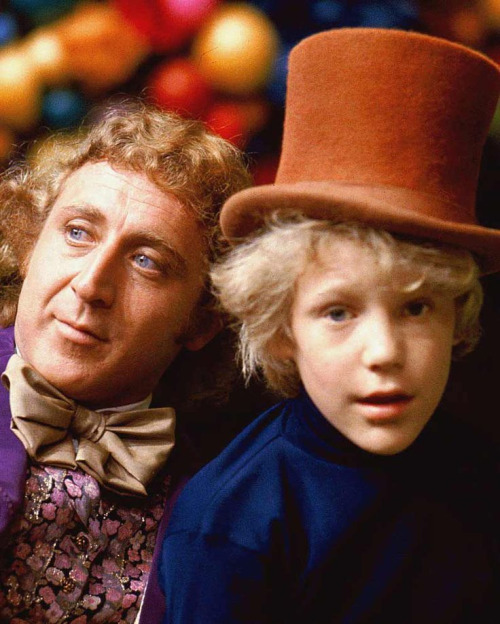 Willy Wonka & the Chocolate Factory 1971.