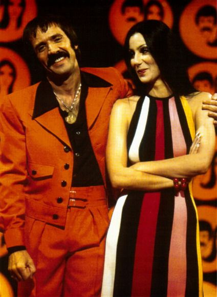 Sonny and Cher.