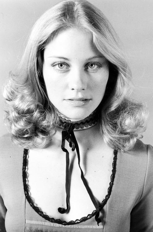 Cybill Shepherd, 1972.