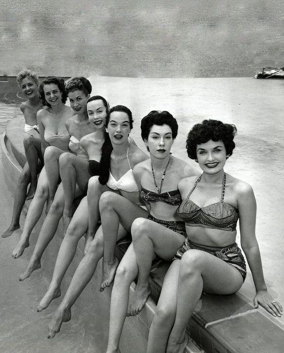 Circa 1950.
