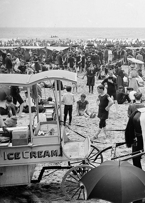 Jersey Shore circa 1906.