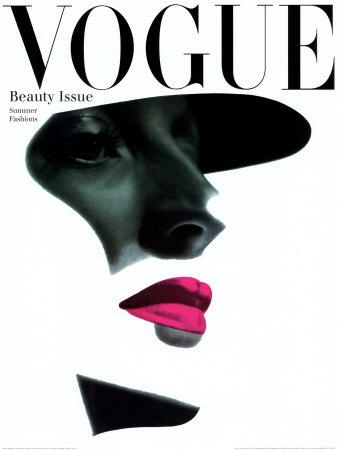 US Vogue, 1945.